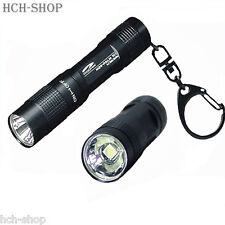 LiteXpress Hightech LED-Taschenlampe, Lampe Mini Palm 101mit Schlüsselanhänger