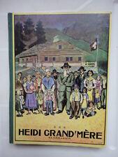 HEIDI GRAND MERE FLAMMARION 1950