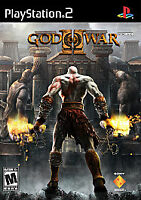 God of War II (Sony PlayStation 2, 2007) - TESTED - COMPLETE - BONUS DISC - PS2