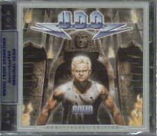 U.D.O. SOLID ANNIVERSARY EDITION + 4 BONUS SEALED CD NEW 2013  UDO