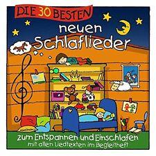 CD le 30 migliori nuovi sonno canzoni per bambini NUOVO & sigillati con il calore