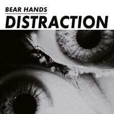 Bear Hands - Distraction (2014) NEW