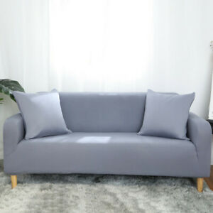 Washable Sofa Cover Non-Slip Slipcover Stretch Soft  Removable Couch Protector