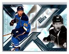 (HCW) 2013-14 Upper Deck SPx #73 David Backes Blues NHL Mint