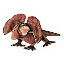Frilled Neck Lizard Plush Stuffed Toy 39cm Philly by Bocchetta CLEARANCE