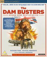 The Dam Busters DVD (2018) Michael Redgrave, Anderson (DIR) cert PG 5 discs