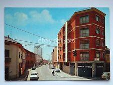 CESANO MADERNO Corso Roma Milano vecchia cartolina