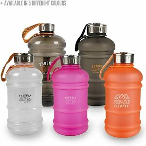 1L Sports Water Bottle BPA Free Leakproof, Suitable for Gym and Outdoor Exercise