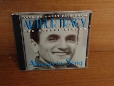 Arthur Tracy - The Street Singer : Always In Song  CD Album : Over 20 Great Hits