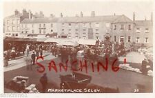 Selby Posted Real Photographic (rp) Collectable English Postcards