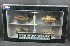 Corgi D-Day 60th Anniversary Sword Beach Tanks