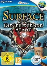 Surface: Die fliegende Stadt - Big Fish Wimmelbild PC Spiel