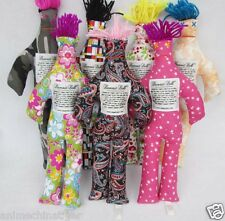 """New Random Pattern Color Stress Relief 12"""" Dammit Doll Plush Toy"""