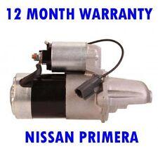 For Nissan almera primera sunny mk3 2.0 1990 1991 - 2000 starter motor