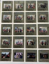 BOYZ II MEN CELEBRITY MUSIC 1990s 35MM TRANSPARENCY LOT OF 20 SLIDES #2