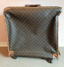 True Vintage! LOUIS VUITTON Kleiderkoffer / Garment Bag - Canvas Monogramm !!!
