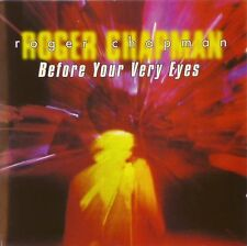 CD - Roger Chapman - Before Your Very Eyes - #A1429
