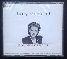 3CD boxset JUDY GARLAND Golden Greats '02 Bing Crosby Jimmy Durante Wizard of Oz