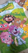 Moshi Monsters Single Duvet & Pillowcase Set Approx 135cm x 200cm VGC