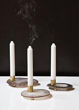 A.U Maison Kerzenleuchter Achat Halter messing gold Kerzenhalter Kerzenständer