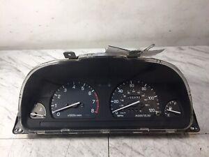 ✅ 1997 Subaru Impreza M/T Instrument Speedometer Gauge Cluster 202K