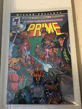 Prime 1/2 Ultraverse Malibu Comic Book Wizard Press Certificate Nm/M Condition