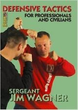 Defensive Tactics for Professionals Police Ground Fighting Chokes Book Wagner