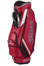 2018 New Titleist Caddy Bag Casual Basic Cb832 9 inch Men's Cb832-Rd Red