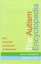 The Autism Encyclopedia: 500+ Entries for Parents
