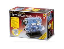Internal Combustion Engine 4 Cylinder - HM04