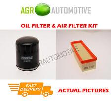 PETROL SERVICE KIT OIL AIR FILTER FOR FIAT CINQUECENTO 1.1 54 BHP 1994-98