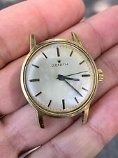 Zenith Cal 2532 Original Dial Rare Watch Vintage