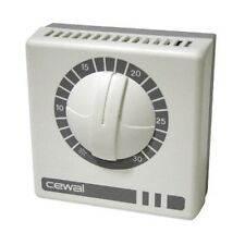 Cewal Room Thermostat Manual 5°c - 30°c-Gas Bellows Type  Heating, Air & Cooling