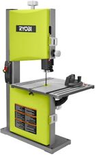 Ryobi 2.5 Amp 9 in. Band Saw in Green