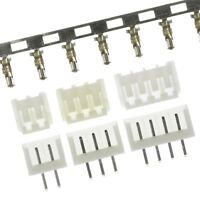 EH 2.5mm Connector Sets (2-4 Pin) Housing + Header + Crimps (JST EH Style)