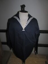 GERMAN NAVY SAILORS original french blue uniform jacket BUNDESMARINE