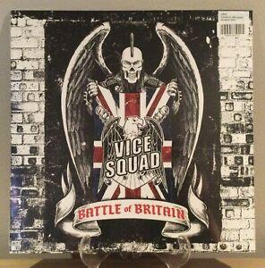 Vice Squad - Battle Of Britain LP Punk Vinyl Beki Bondage Ltd Edition