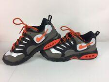 Nike Air Terra Humara '18 Grey/Orange Size 10.5 AO1545-003
