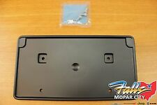 2013-2019 RAM 1500 Front License Plate Frame Mount Bracket MOPAR OEM