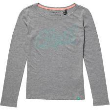 O'Neill Longsleeve Shirt LG NIGHT VIEW L/SLV T-SHIRT grau meliert