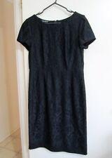 LIZ JORDAN  size  14  Mid Calf Lace Elegant EVENING - WEDDING  Dress.....AS NEW*