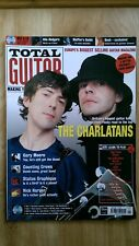 Revista Guitarra Total de enero de 2000 + CD Delgado Pink Floyd, Chic, BB King