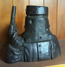 NED KELLY SHOOTING TARGET SUCH IS LIFE MONEY BOX SIZE COLLECTABLE GUN