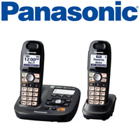Panasonic KX-TG6592 Single Line Cordless Phone Volume Hearing Impaired
