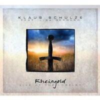 "KLAUS SCHULZE & LISA GERRARD ""RHEINGOLD"" 2 CD NEW+"