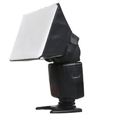 Universal Foldable Soft Box Flash Diffuser Dome for Canon/Nikon/Sony/Pentax etc.