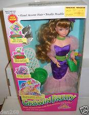 #5274 RARE NRFB Vintage Creata Flower Princess Growin Pretty Skye Doll