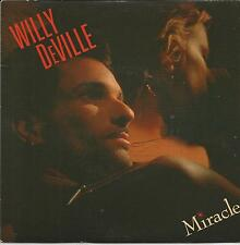 WILLY DEVILLE Miracle FRENCH SINGLE POLYDOR 1987