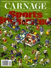 Kareem Hunt Kansas City Chiefs NFL Sports Illustrated No Label September 18 2017