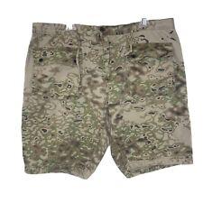 Publish Men's Khaki Camo Shorts SZ 40